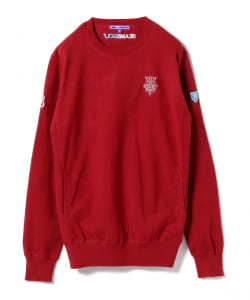 BEAMS GOLF PURPLE LABEL / ガゼット セーター