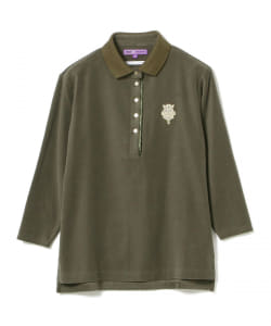 BEAMS GOLF PURPLE LABEL / 7分袖 ポロシャツ
