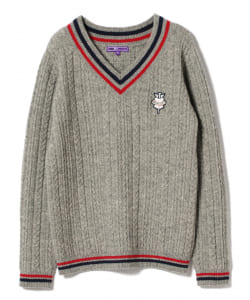 BEAMS GOLF PURPLE LABEL / チルデン ニット