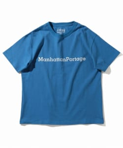 Manhattan Portage / USA プリント Tシャツ