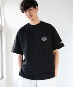【予約】MALIBU SHIRTS x B:MING by BEAMS / 別注 Land&Water Tシャツ