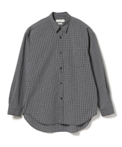 B:MING by BEAMS / WIDE FIT レギュラーカラーシャツ