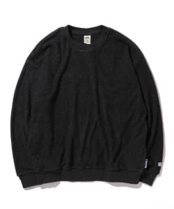 RUSSELL ATHLETIC × B:MING by BEAMS / 別注 パイル スウェットシャツ(セットアップ対応)