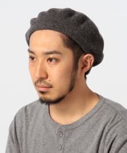 B:MING by BEAMS / WOOL BERET