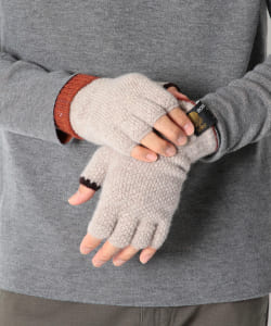 ROBERT MACKIE × B:MING by BEAMS / 別注 FINGER LESS GLOVE