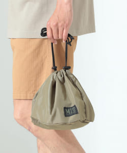MIS × B:MING by BEAMS / 別注 PERSONAL EFFECTS BAG