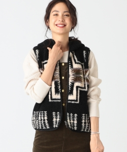 【InRed12月号掲載】PENDLETON × B:MING by BEAMS / 別注 ボアベスト 19AW