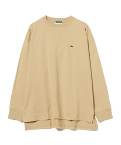 LACOSTE × B:MING by BEAMS / 別注 ロングスリーブ Tシャツ 20AW