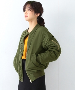 B:MING by BEAMS / ルーズ MA-1 17AW