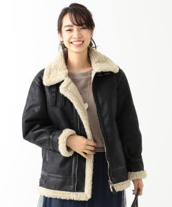 ALPHA INDUSTRIES × B:MING by BEAMS / 別注 B-3フライトジャケット 18AW