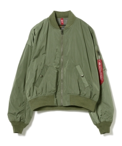 ALPHA INDUSTRIES / BONDING L-2B ブルゾン