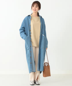 SMITH'S × B:MING by BEAMS / 別注 デニム ワンピース 20AW