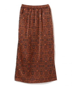 OUTERSUNSET / Gather skirt