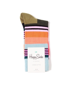 Happy Socks / MULT STRIPE ソックス