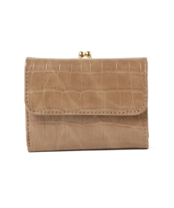 450a684e72bd74 Casselini / 型押し ミニ財布