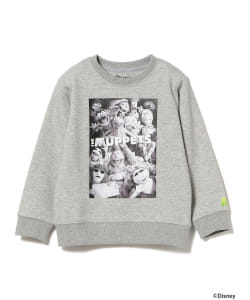 B:MING by BEAMS / The Muppets / クルーネック スウェット(90~140cm)