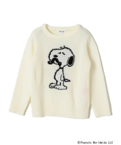 B:MING by BEAMS / Peanuts スヌーピー ニット 18AW