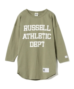 RUSSELL ATHLETIC × B:MING by BEAMS / 別注フットボール チュニック
