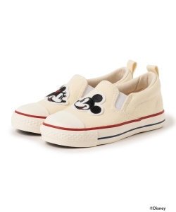CONVERSE / MICKEY SLIP ON(15~21cm)