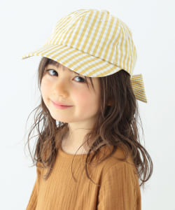 B:MING by BEAMS / バックリボン キャップ 20SS <KIDS>