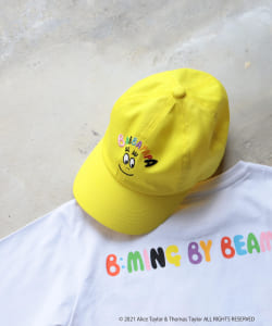 B:MING by BEAMS / BARBAPAPA 6パネル キャップ 21SS(3~7才)