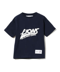 LIONS with B:MING by BEAMS / <KIDS>ロゴプリント Tシャツ (110~130cm)
