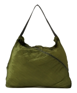 PUEBCO / VINTAGE PARACHUTE FABRIC LIGHT BAG