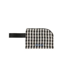 millvalley / gingham pouch
