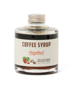 IFNI ROASTING & CO. / COFFEE SYRUP hazelnut