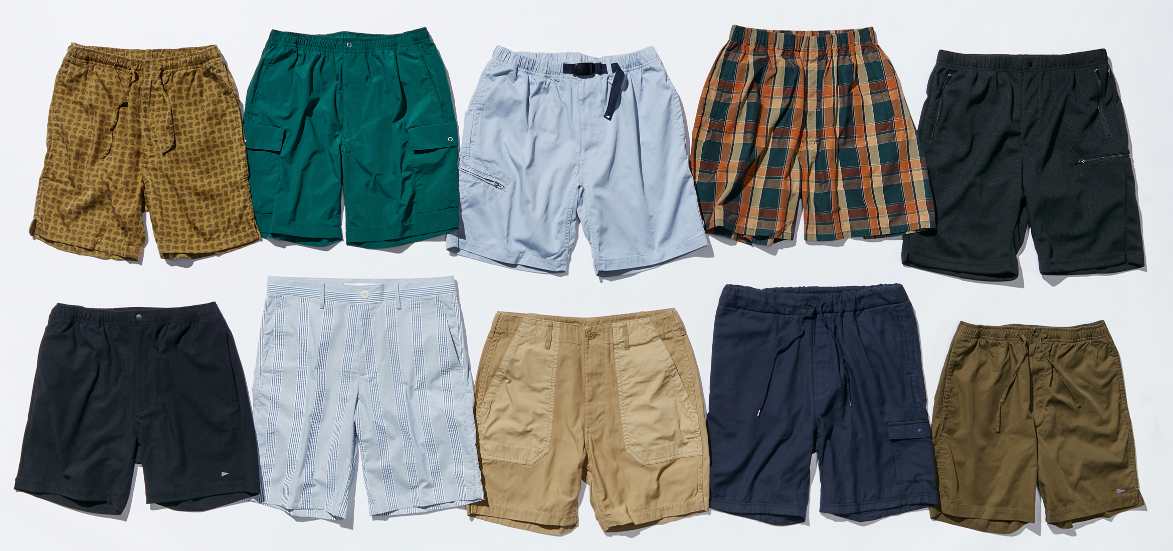 Shorts for High Summer