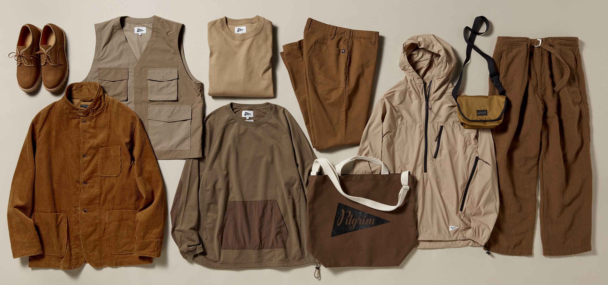 TAUPE FEELING for Men