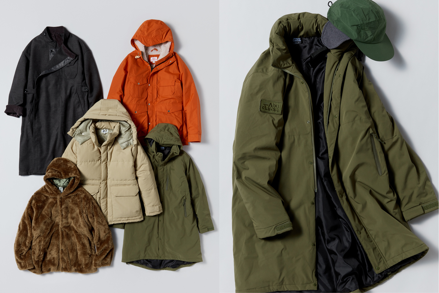 WARM THINGS FOR COLD WEATHER for MEN