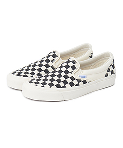 VANS / Check SlipOn 帆布鞋