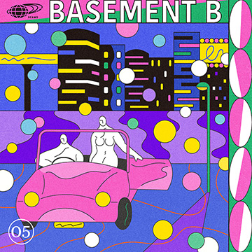 BASEMENT B 05 | BEAMS TAIWAN & THE WALL LIVE HOUSE