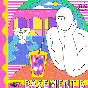 BASEMENT B 06 | BEAMS TAIWAN & THE WALL LIVE HOUSE 選樂計畫 Vol.6