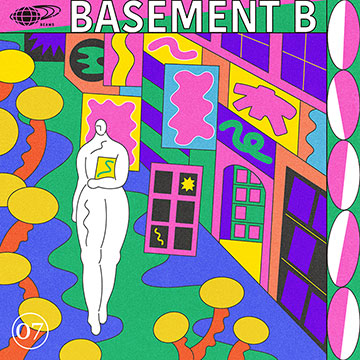 BASEMENT B 07 | BEAMS TAIWAN & THE WALL LIVE HOUSE 選樂計畫 Vol.7