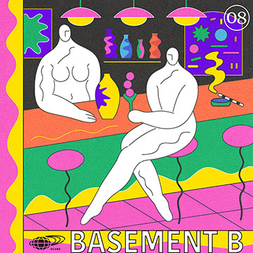 BASEMENT B 08 | BEAMS TAIWAN & THE WALL LIVE HOUSE 選樂計畫 Vol.