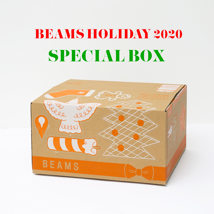 BEAMS HOLIDAY 2020 SPECIAL BOX