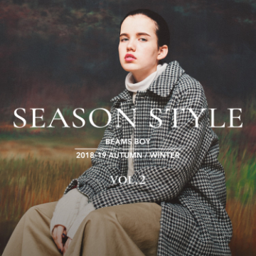 BEAMS BOY SEASON STYLE Vol.2