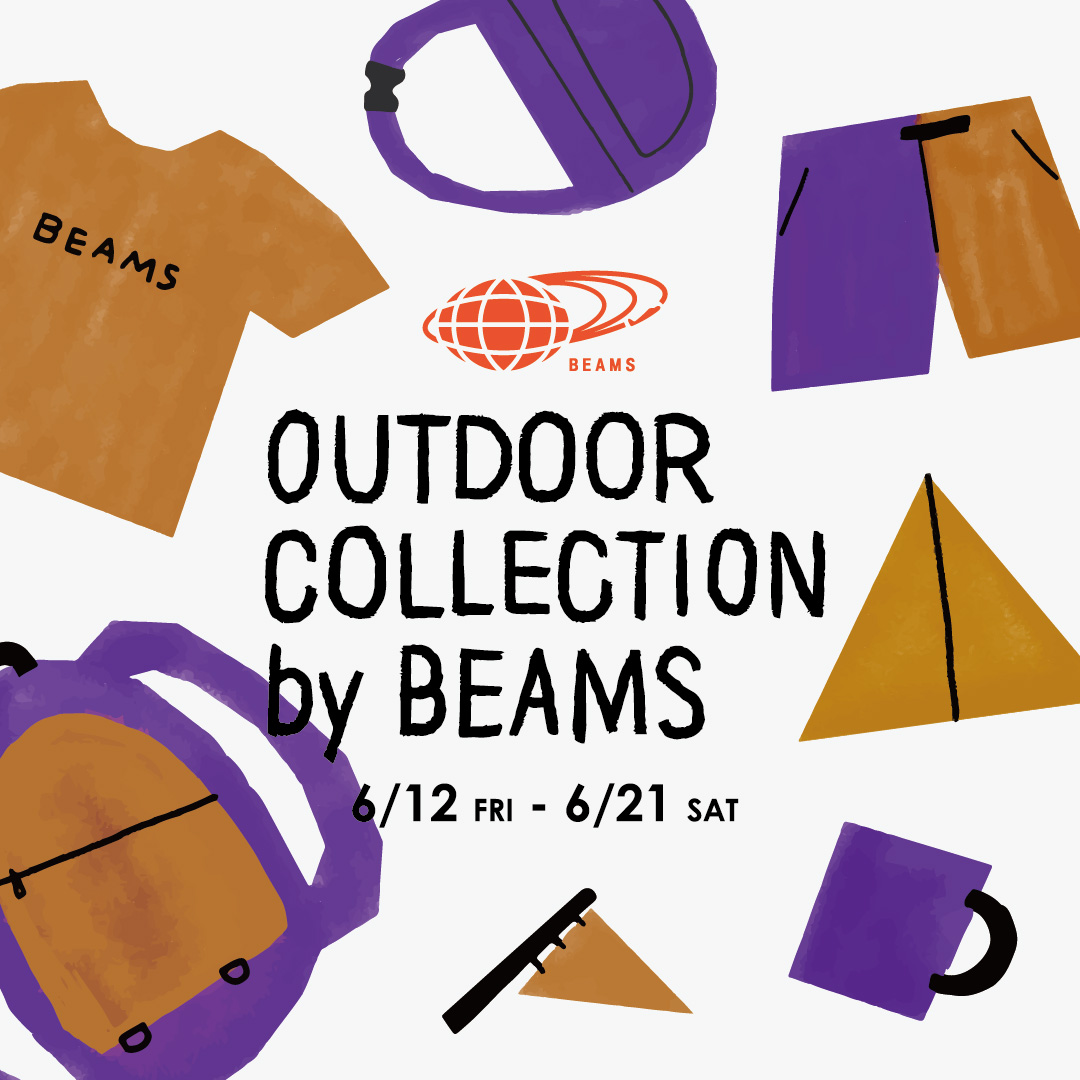 Outdoor Collection by BEAMS